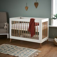 Product photograph showing Obaby Maya Mini Cot Bed