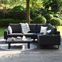 Maze Rattan Ethos Corner Sofa Set - Taupe