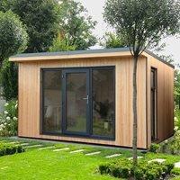Forest Garden Xtend 4 Insulated Garden Building