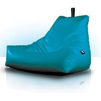 Product photograph showing Extreme Lounging Monster B Indoor Bean Bag In Aqua