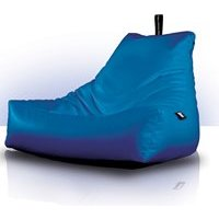 Product photograph showing Extreme Lounging Monster B Indoor Bean Bag In Royal Blue