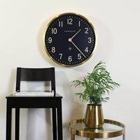 Product photograph showing Newgate Mr Edwards Wall Clock