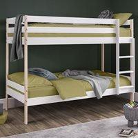 Product photograph showing Julian Bowen Nova Bunk Bed