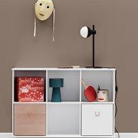 Oliver Furniture Wood Shelving Unit - 5 x 1 unit