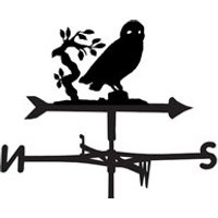 Weathervane in Owl Design - Medium (Cottage)