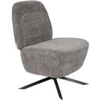 Zuiver Dusk Lounge Chair - Light Grey