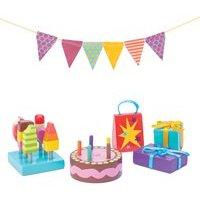 Le Toy Van Dolls House Party-Time Accessories Set