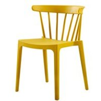 Pair of Bliss Outdoor Bar Chairs by Woood - Ochre