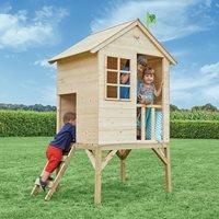 TP Toys Sunnyside Wooden Playhouse