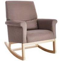 Olli Ella Ro Ki Rocker Nursery Chair in Musk