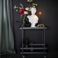 Product photograph showing By Boo Rodando Drinks Trolley