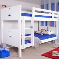 Sailor Kids Bunk Bed by Flair Furnishings