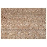 Dutchbone Shisha Persian Style Carpet in Forest Design