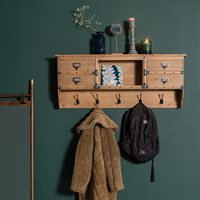 Product photograph showing Dutchbone Amador Coat Rack