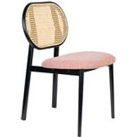 Product photograph showing Zuiver Spike Natural Chair