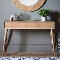 Product photograph showing Tortona Console Table