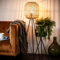 Product photograph showing By Boo Sunlight Floor Lamp