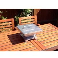 THUROS TABLETOP BBQ COVER LID