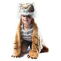 Product photograph showing Ratatam Kids Tiger Animal Disguise Accessory