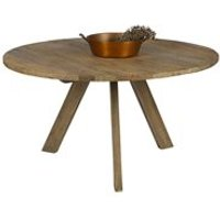Tondo Dining Table by BePureHome