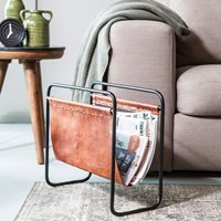 By Boo Toner Magazine Rack - Brown