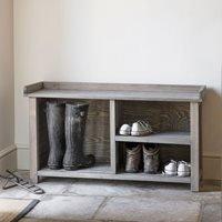 Garden Trading Aldsworth Welly and Shoe Storage Bench