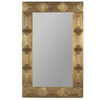 Product photograph showing Dutchbone Volan Mirror