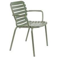 Zuiver Pair of Vondel Garden Armchairs - Clay