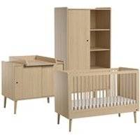 Vox Retro Baby Cot 3 Piece Nursery Set