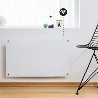 Mill Heat AV600 Wifi Glass Panel Heater