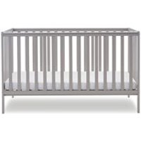 Product photograph showing Obaby Bantam Cot Bed - White