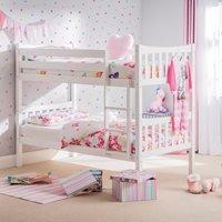 Product photograph showing Julian Bowen Zodiac Bunk Bed