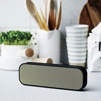 aGroove Bluetooth Speaker in Black