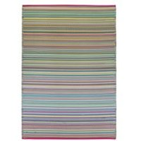 Product photograph showing Fab Hab Cancun Outdoor Rug In Candy
