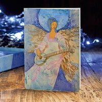 "20 Angel""s Song Christmas Cards"