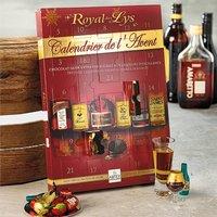 Chocolate Liqueurs Advent Calendar