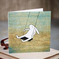 10 Playground Rabbit Cards