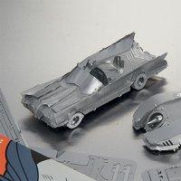 1966 TV Batmobile Model Kit