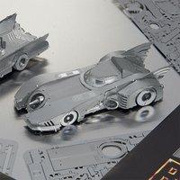 1989 Film Batmobile Model Kit