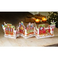 Santa Express Advent Calendar