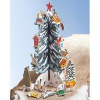 Forest Gathering 3D Advent Calendar