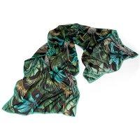 Areca Silk Chiffon Scarf