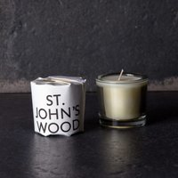 'St John's Wood' candle by Tatine