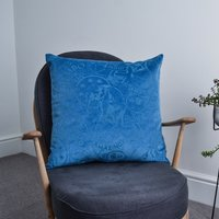 Amazing Jumbo Lux Corduroy Cushion (colour: Cornflower Blue)