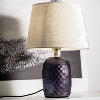 Vika Cast Glass Lamp