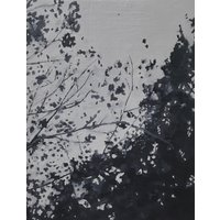 Original Painting - Branches in the Wind