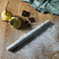 Small Patisserie Marble Rolling Pin
