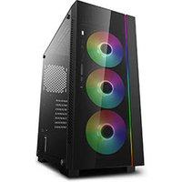 Deepcool Matrexx 55 V3 ADD RGB 3F MT Sans Alim E ATX