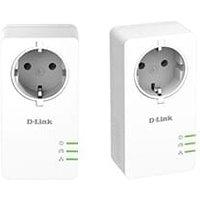 D Link DHP P601AV (1000Mb) avec prise Pack de 2