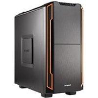Be Quiet! Silent Base 600 Orange MT Sans Alim ATX USB3.0